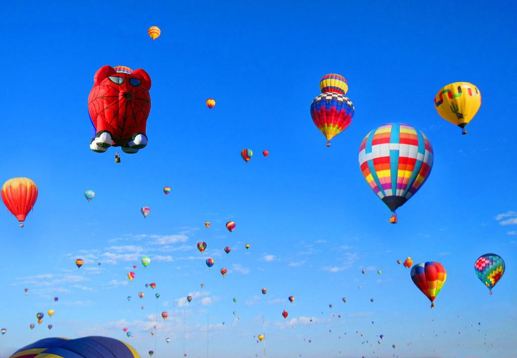 """""""Route 66 + Festiwal balonów"""""""